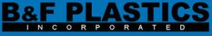 B&F Plastics Logo