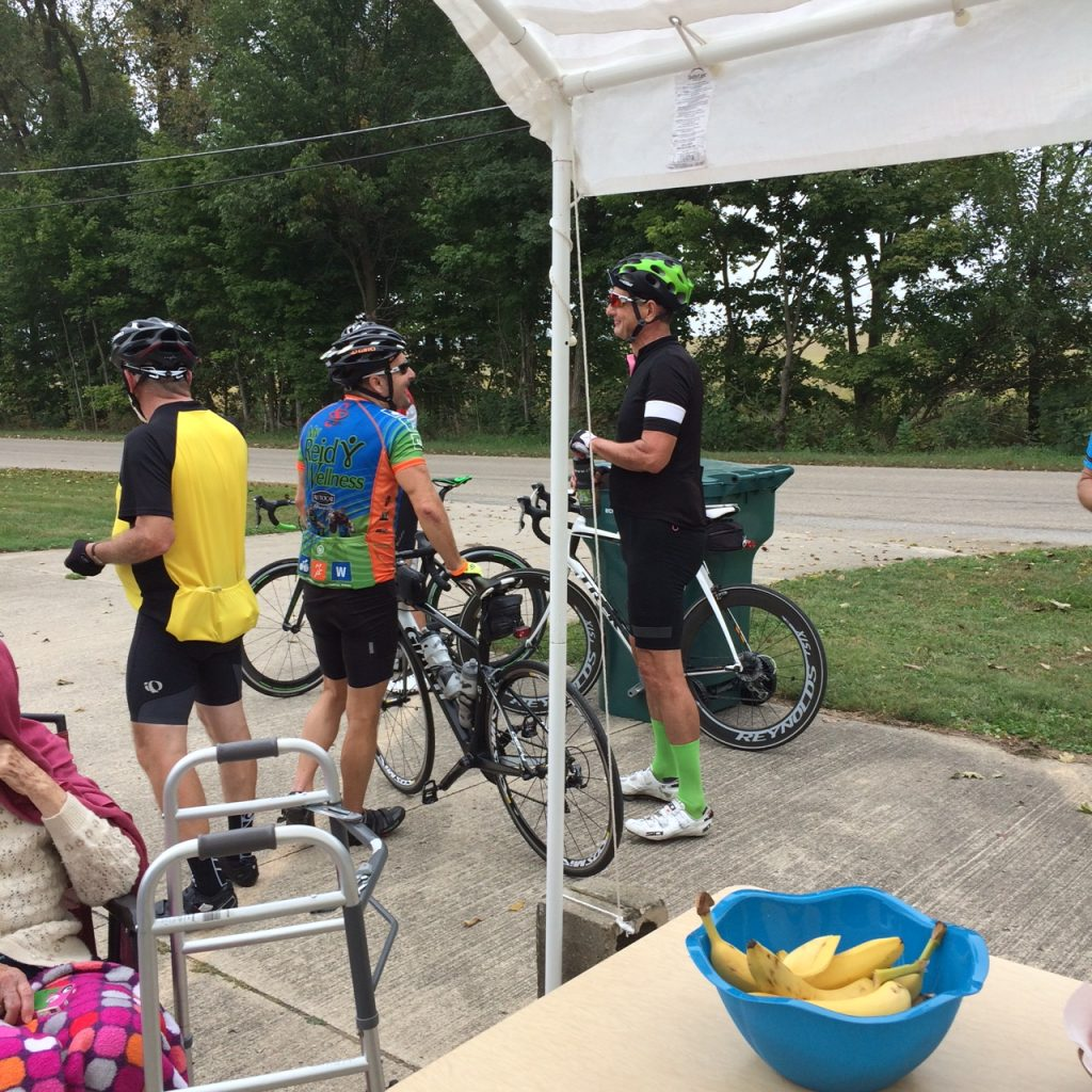 Nettle Creek Church - Group of Riders 2