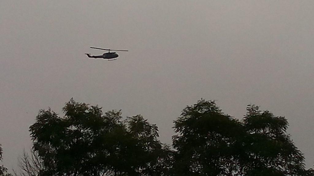 Vietnam Era Helicopter