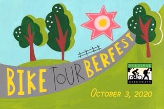 BikeTOURberfest 2020 Post Card